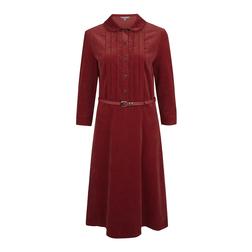 Изысканное платье винного цвета MD 972