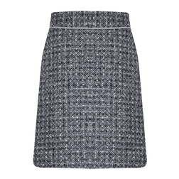 Элегантная шерстяная юбка MS 781
