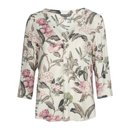 Нежная блуза с цветочным принтом BL 328
