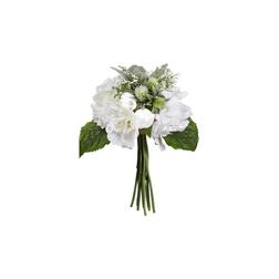 Декоративный букет искусственных цветов PEONY BOUQUET 33*23 (White)