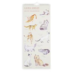 Настенный календарь с иллюстрациями котов CATS CALENDAR 46,5*20 (Multi)