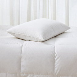 Подушка для сна из микроволокна PILLOW 50*70 MICROFIBRE MEDIUM FIRM (White)