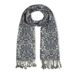 Стильный жаккардовый шарф SH 425