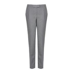 Зауженные брюки серого цвета TR 293