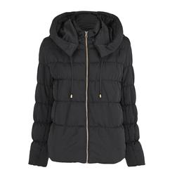 Стильная куртка черного цвета CT 282