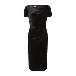 Элегантное платье черного цвета MD 073
