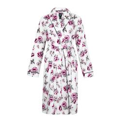 Красивый халат с цветочным принтом NW 245