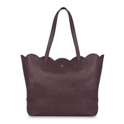 Стильная сумка фиолетового цвета BG 242