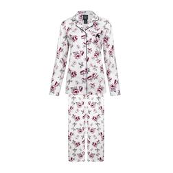 Стильная пижама с цветочным принтом NW 241