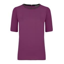 Стильная футболка яркого цвета TS 128