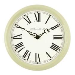 Круглые настенные часы светло-зеленого цвета GALLERY WALL Ø37 (Apple)