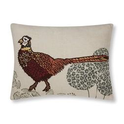 Декоративная подушка с рисунком крупного фазана PHEASANT 40*50 (Multi)