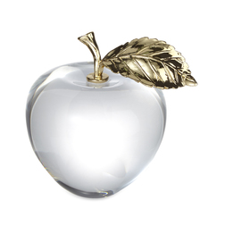 Пресс-папье в форме яблока APPLE PAPER WEIGHT  8*9,5 (Multi)