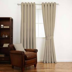 Шелковая ткань бежево-коричневого цвета DUPION SILK (Bamboo)