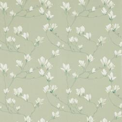 Бумажные обои в цветы магнолии MAGNOLIA GROVE (Hedgerow)