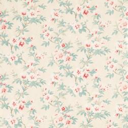 Бумажные обои с цветочным рисунком ROSAMOND (Pale Cranberry)