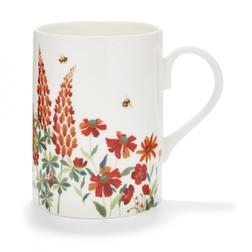 Фарфоровая чашка с рисунком цветов FERNSHAW 10*7,5 (Multi)