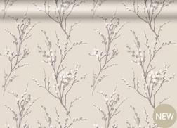 Бумажные обои Pussy Willow Natural