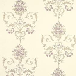 Обои со стильным цветочным рисунком HENRIETTA (Lavender)