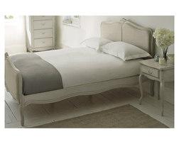 Прикроватная тумбочка светло-серого цвета PROVENCALE SIDE TABLE 65*50*42 (Dove Grey)