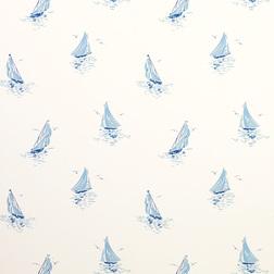 Бумажные обои с рисунком парусников AHOY (Seaspray)