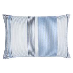 Прямоугольная подушка в тонкую полоску WINSCOMBE 40*60 (Seaspray)