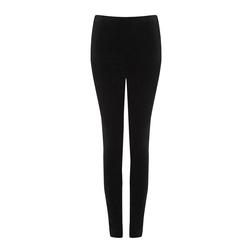 Изумительные брюки черного цвета TR 489