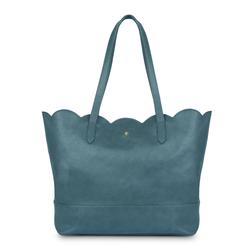 Оригинальная сумка голубого цвета BG 243