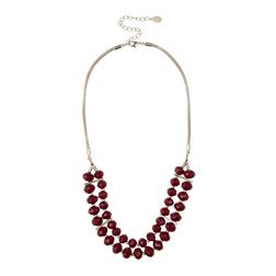 Стильное ожерелье JW 410