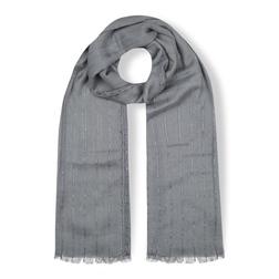 Шарф серого цвета SH 884