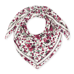 Шелковый платок на шею SL 547