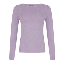 Джемпер фиолетового цвета JP 866