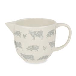 Мерная чаша с рисунком домашних животных ANIMALS BATTER JUG 1L (Multi)