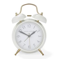 Стильный будильник кремового цвета BELL ALARM MEDIUM 17*11,7*5,5 (Cream)