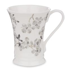 Чайная чашка с цветочным рисунком IONA 10,5*8,5 (Grey)