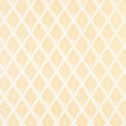 Бумажные обои с рисунком золотистого цвета FLORIN (Pale Gold)
