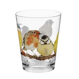 Cтакан с рисунком птичек GARDEN BIRDS TUMBLER 9,5*11,6 (Multi)