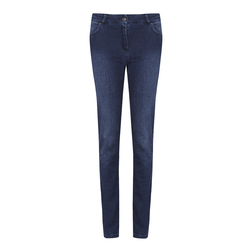 Стильные джинсы синего цвета 019 Indigo