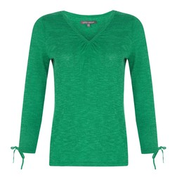 Джемпер зеленого цвета JP 323