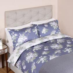Двойной набор постели фиолетового цвета VIOLETTA DB 200*200, 50*75 set of-2 (Iris)