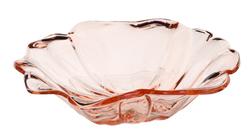 Салатница в форме цветка розового цвета DAISY BOWL 19,7*19,2*5,5 (Blush Pink)