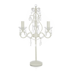 Настольная лампа в форме подсвечника SHAMLEY CANDELARBRA 38,5*59 (Cream)