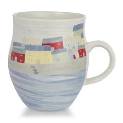 Керамическая чашка с морским пейзажем HARBOUR SCENE 10*8 (Multi)