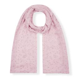 Шарф розового цвета SH 893