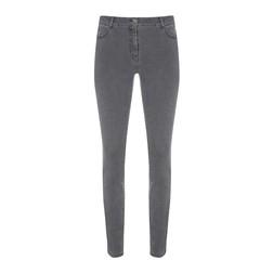 Зауженные джинсы серого цвета TR 572
