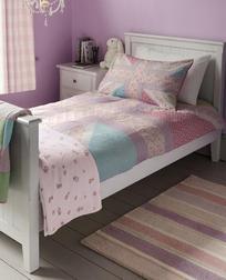Хлопковый набор постели для детей CLEMENTINE 200*137, 50*75 (Multi)