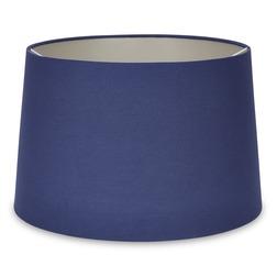 Небольшой абажур темно-синего цвета 10 DRUM SHADE Ø25,5 (Royal Blue)