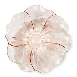 Салатница из розового акрила в форме цветка DAISY SERVING BOWL 31*29,4*11,4 (Blush Pink)