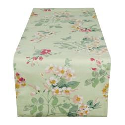 Скатерть-дорожка в цветы SPRING FLORAL RUNNER 33*230 (Multi)