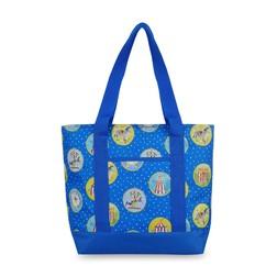 Сумка для пикника синего цвета FAIRGROUND PICNIC BAG 45*15*36,5 (Multi)